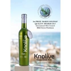 Knolive Epicur - ekstra jomfru olivenolie - 500ml