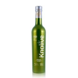Knolive - økologisk ekstra jomfru olivenolie - 500ml